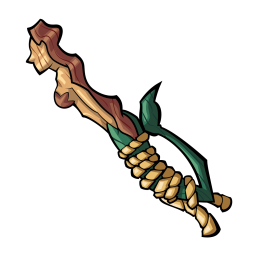 Mermaid Wand